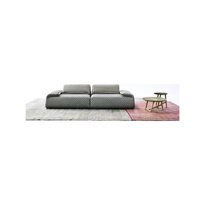 Highlands 3 Seater Sofa B0211 - Leather Oil cirè