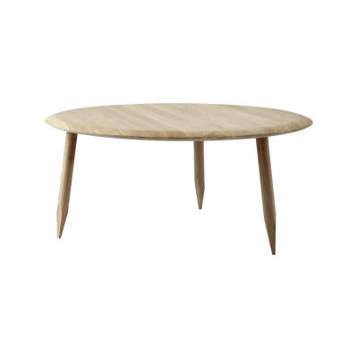Hoof SW2 Coffee Table White oiled oak
