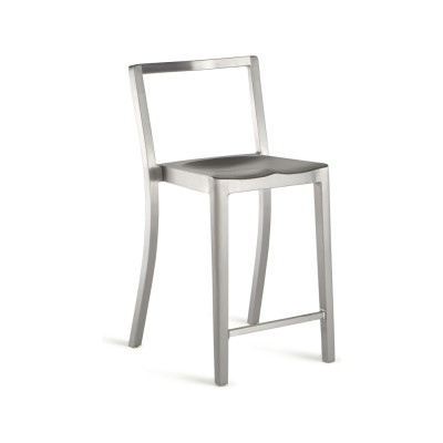 Icon Counter Stool Hand Polished