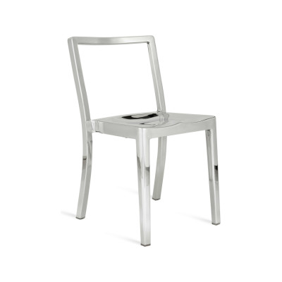 Icon Stacking Chair Hand Polished