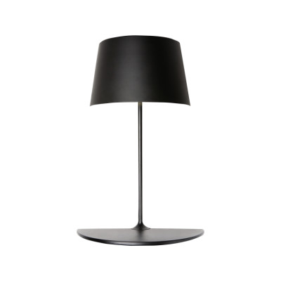 Illusion Half Wall Light Black