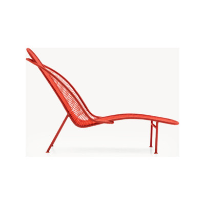 Imba Chaise Longue Rouge