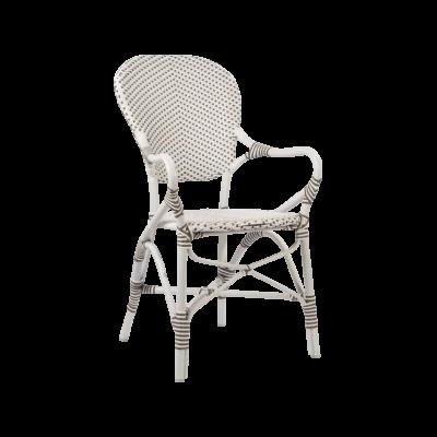 Isabell Aluminium Armchair Set of 2