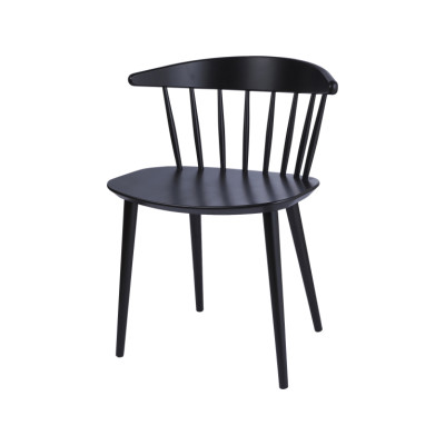 J104 Dining Chair Black
