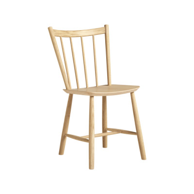 J41 Dining Chair Matt Oak