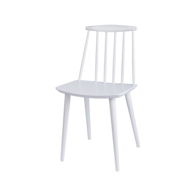 J77 Dining Chair White