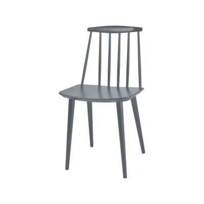 J77 Dining Chair Stone Grey