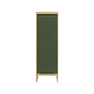 Jalousi Cabinet Dark Green, Big