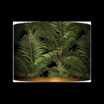Jardin Tropical Drum Table/Floor Shade