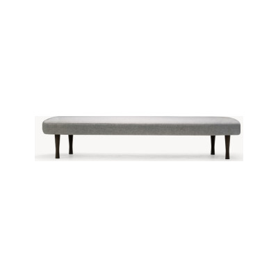 Josephine Bench 154, Ash Natural, Category H A0336 - Washables 2 green - H