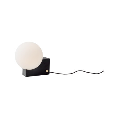 Journey SHY1 Wall and Table Lamp - set of 2 Black