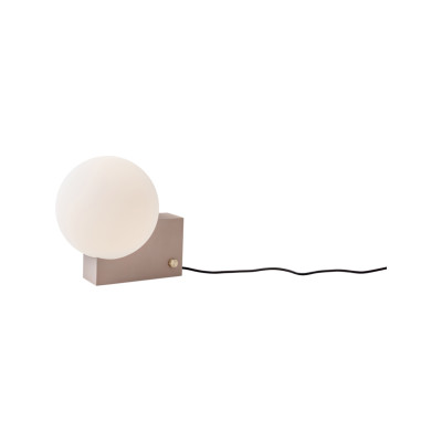 Journey SHY1 Wall and Table Lamp - set of 2 Clay