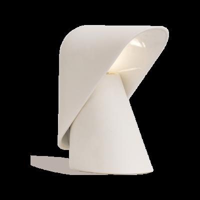 K Table Lamp Creamware
