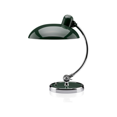 Kaiser Idell Luxus Table Lamp Dark Green