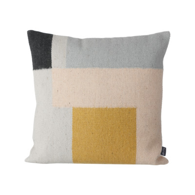 Kelim Cushion, Squares - Set of 4