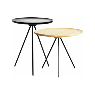 Key Coffee and Side Table Set Ash / Black