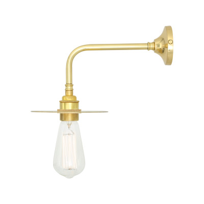 Kigoma Modern MLWL363 Wall Light Antique Brass