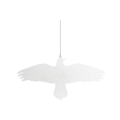Krummi Bird Hanger White