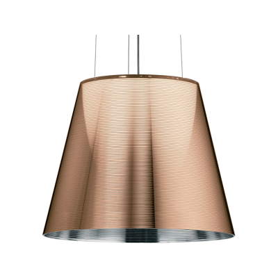 KTribe S Pendant Light S2, Aluminized Bronze, Large