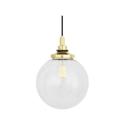 Laguna 25 cm Pendant Light Natural Brass