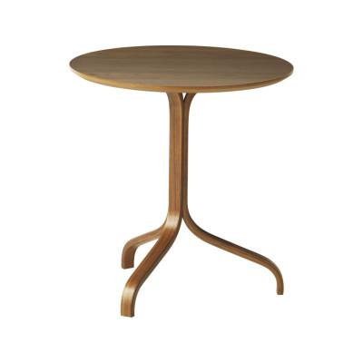 Lamino Table Walnut Natural Lacquer