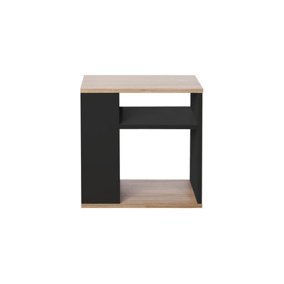 Lato Side Table Charcoal