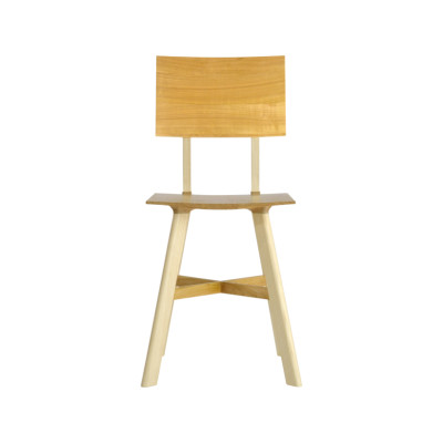 LE1 Dining Chair Cherry, Ash