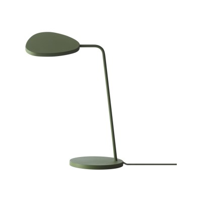 Leaf Table Lamp Green