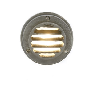 LED Step or Path Light 7567 Weathered Brass