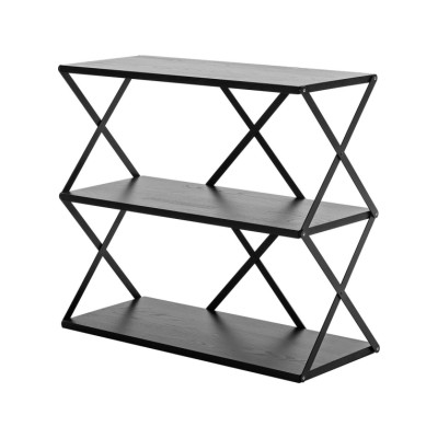 Lift 3 Wall Shelf Black