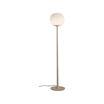 Lita Floor Lamp Matt White, 30 cm