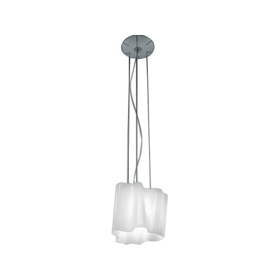 Logico Mini Pendant Light White