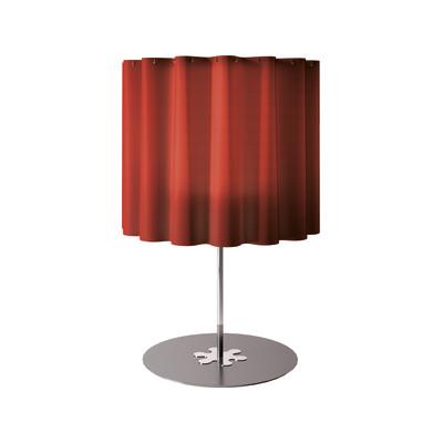 LT SKR 050 Table Lamp Light Green, No Black Net