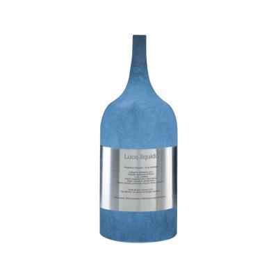 Luce Liquida 1 Table Lamp Blue