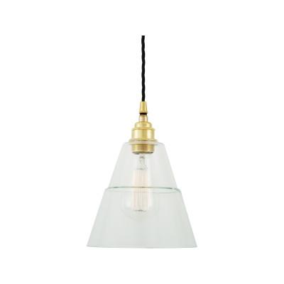 Lyx Pendant Light Satin Brass
