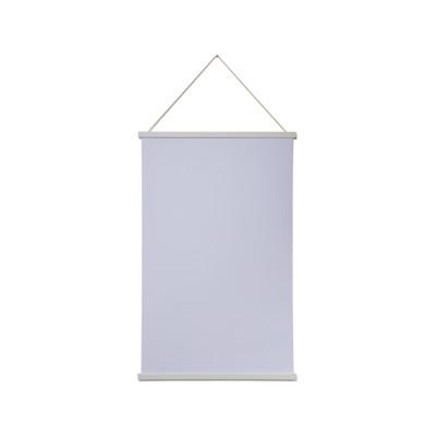 Magnetic Print Frame WHITE - SMALL