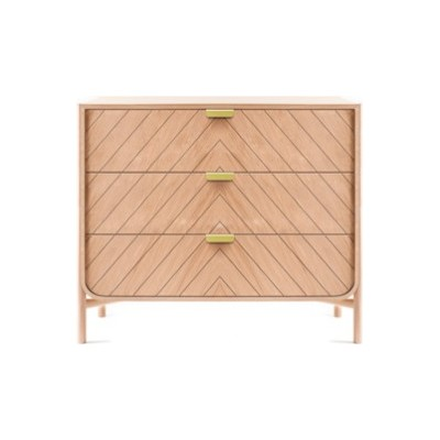 Marius Chest of Drawer Natural Oak