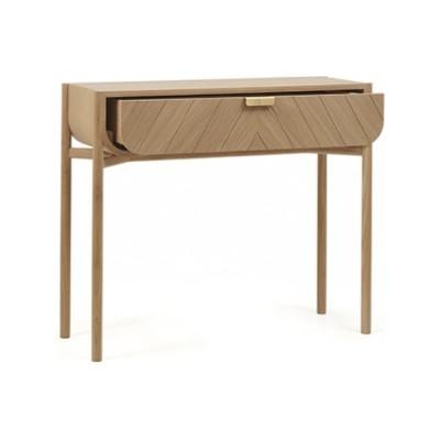 Marius Console Table Natural Oak