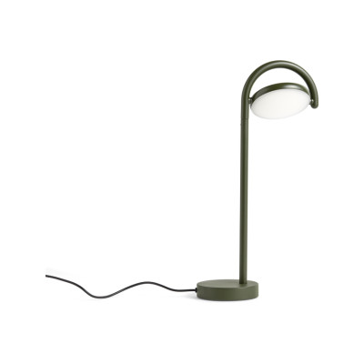 Marselis Table Lamp Leaf Green