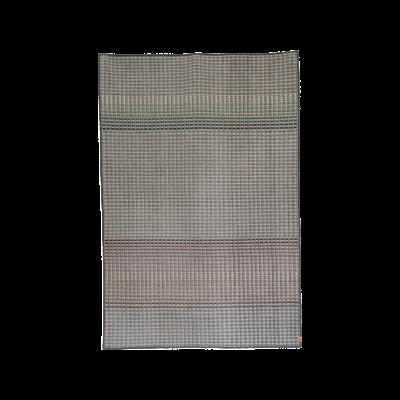 MATA - navy hand woven rug 120 x 180cm