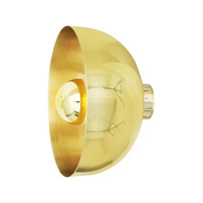 Maua Wall Light Satin Brass