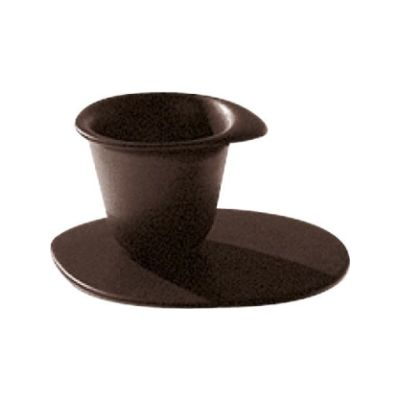 Mediterraneo - Coffee Cup with Saucer Set of 2 Stoneware