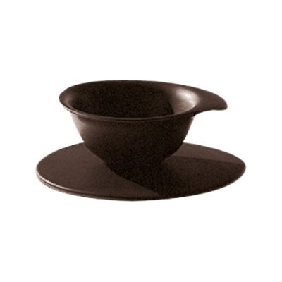 Mediterraneo - Tea Cup with Saucer Set of 2 Stoneware