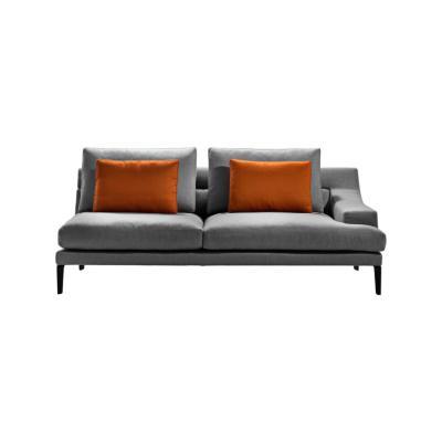 Megara Three-Seater Element Sofa Cairo - Bianco 01, Right