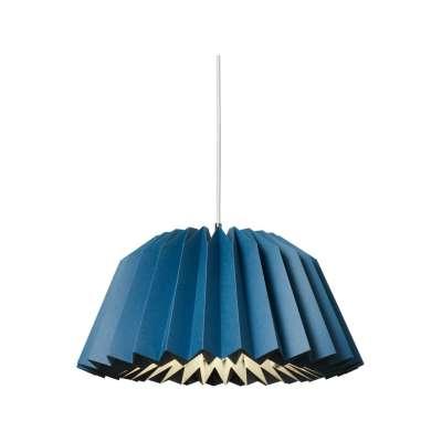 Megatwo Medium Pendant Light Indigo Blue
