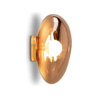 Melt Surface Wall Light Copper