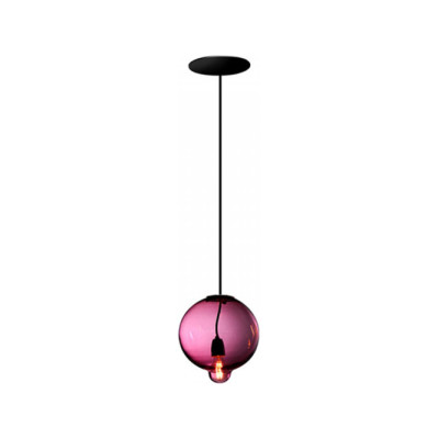 Meltdown Single Pendant Light VT6 Pink