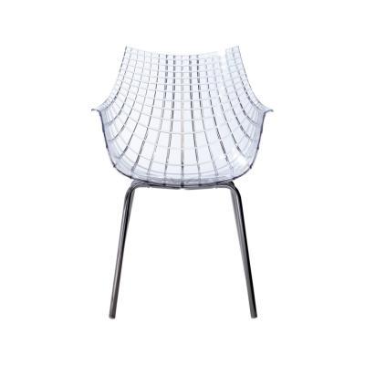 Meridiana Chair Matt Black, White