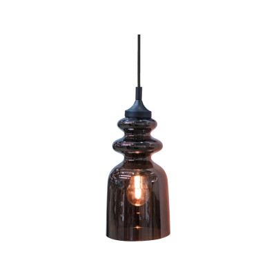 Messalina Pendant Lamp Satin Bronze