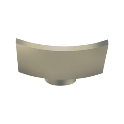 Microsurf Wall Light White